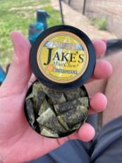 Jake's Mint Chew Butterscotch Pouches 2