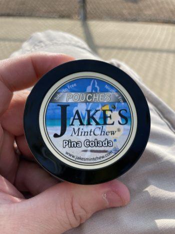 Jake's Mint Chew Pina Colada 9