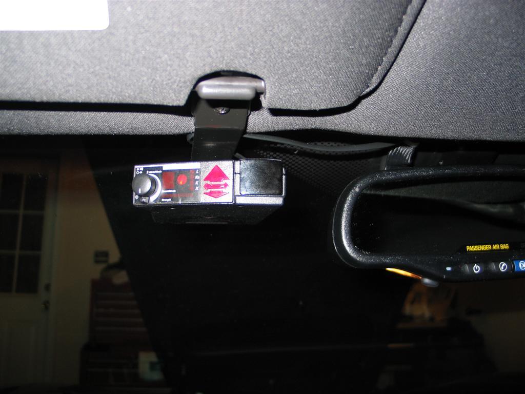 Valentine 1 Remote Install CorvetteForum Chevrolet