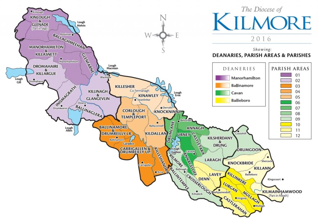 kilmorediocese_map