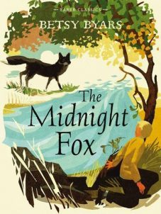 The Midnight Fox bookcover