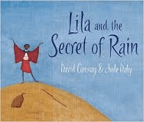 lila and the Secret Rain bookcover