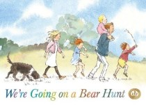 We're going on a bear hunt bookcover