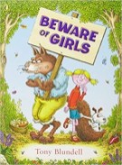 Beware of Girls bookcover