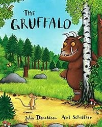 the gruffalo bookcover