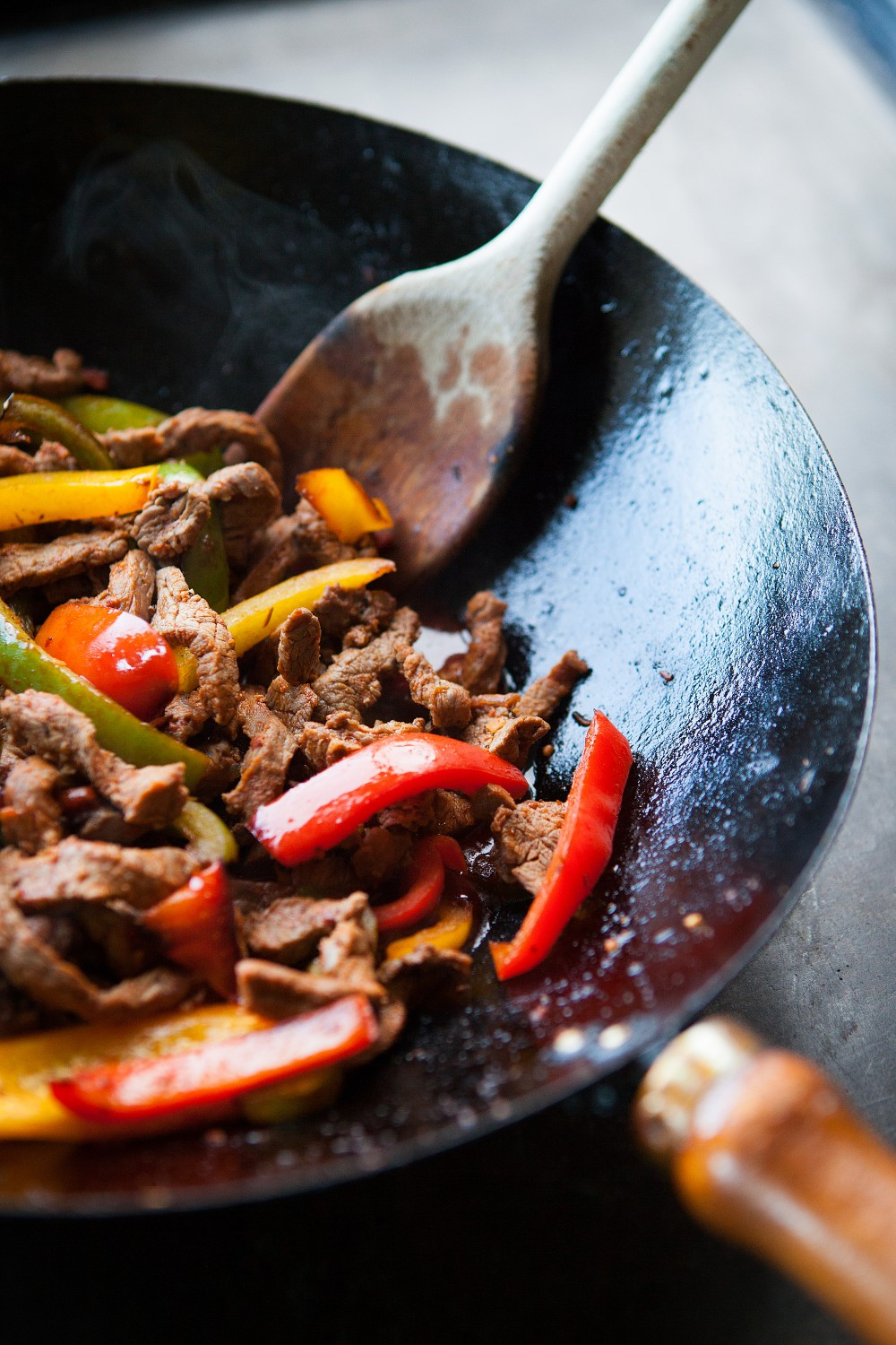 Hot And Spicy Beef Stir Fry