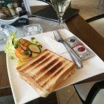 im Cafe Goldmark