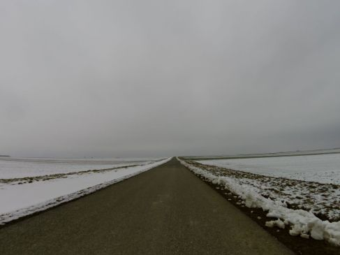 Richtung Kroatisch-Minihof