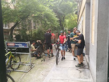 mesterbike & coffee project - Mester utca 11 1095 Budapest