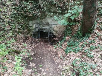 Höhle Zsivány-barlang