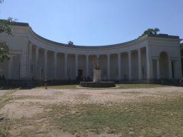 """""""... Der Tempel der drei Grazien ist ein Staffagegebäude im Park des Schlosses Valtice in Břeclav, Tschechien ..."""""""