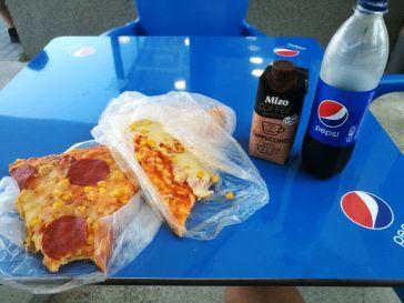 Kalorien-Nachschub