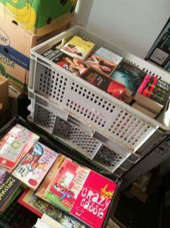 noch mehr Bücher...