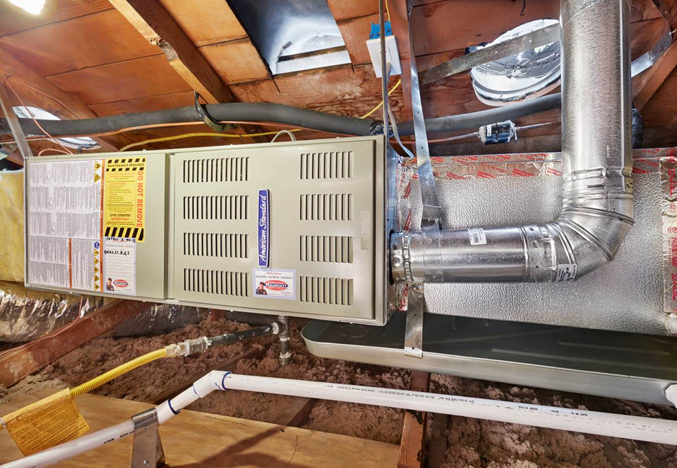 Moving A Furnace To The Attic Some Things To Consider