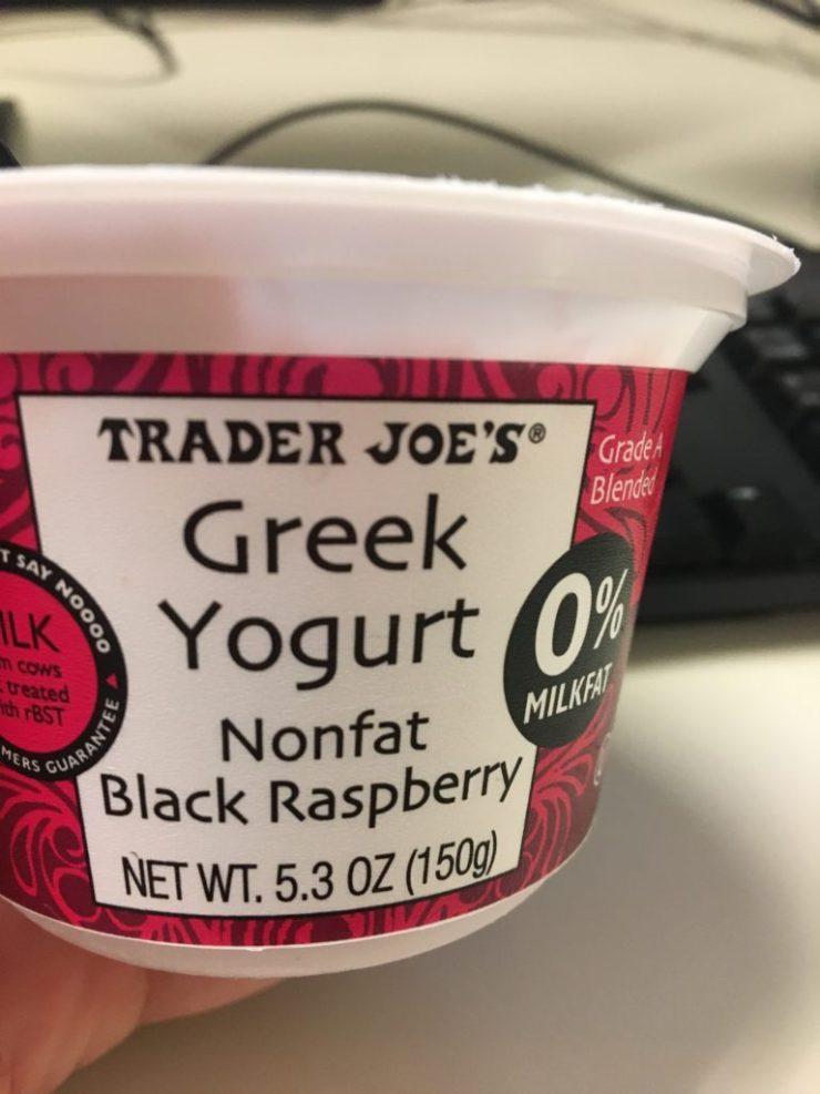 TJ Greek Yog