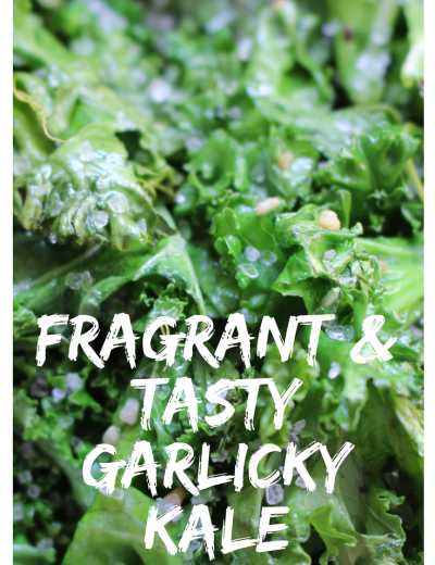 garlicky kale featured image