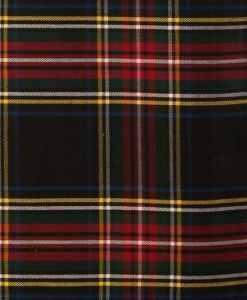 Black Stewart Tartan Kilt , Scottish Tartan, Kilts for Men, Mens Kilt