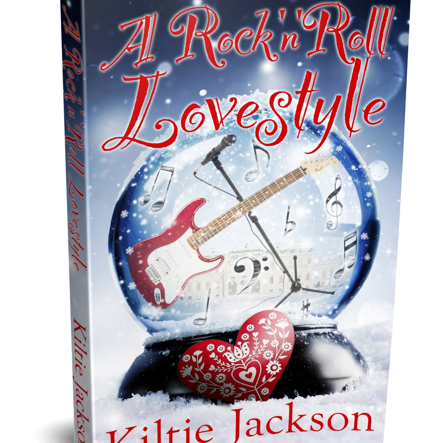 A Rock 'n' Roll Lovestyle by Kiltie Jackson