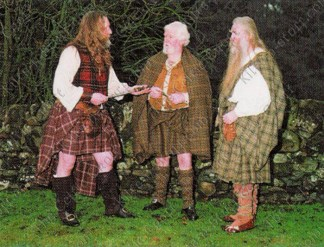 Light Weight Premium Wool Great Kilt