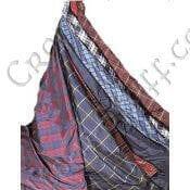 Tartan Throw or Blanket Medium Weight Wool