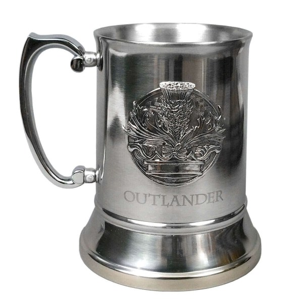 OUTLANDER Stainless-Steel Stein
