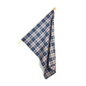 Medium Weight Tartan Flags, Old and Rare