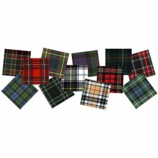 Swatch Spring Weight Tartan