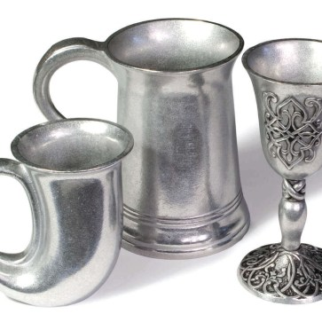 Pewter Tableware