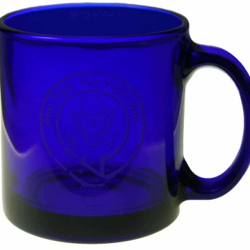 U.S. Air Force Etched Coffee Mug
