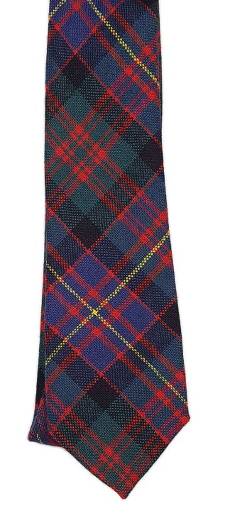 Cameron of Erracht Child Size Tartan Tie
