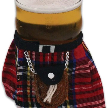 Musical Can Kilt Koozie