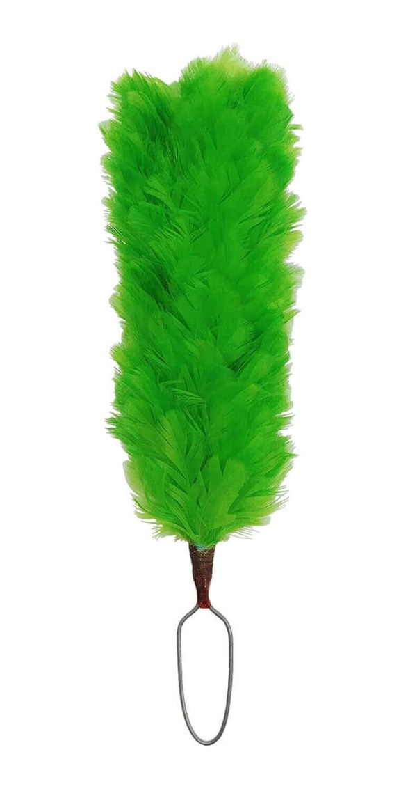 Kelly Green Hackle