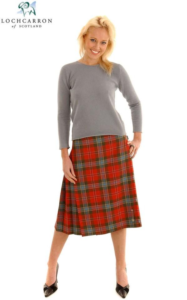 Light Weight Standard Ladies' Kilted Skirt (list A & B)