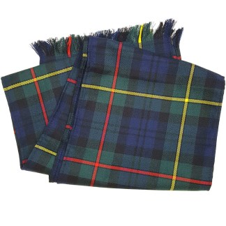 Spring Weight Premium Wool Tartan Sashes