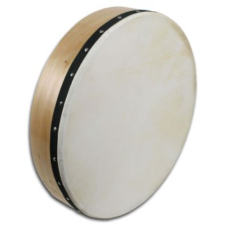 Willow Frame Tacked 18 inch Bodhran