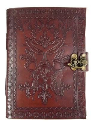 Leather-Bound Greenman Journal