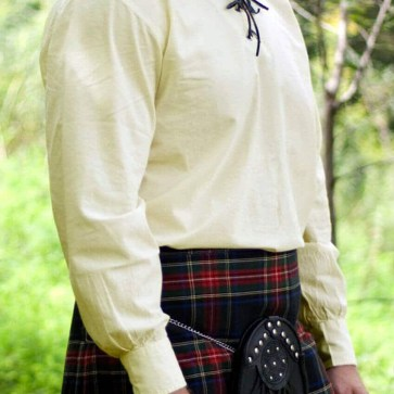 Poly/Micro Jacobite Kilt Shirt