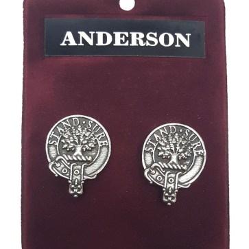 Anderson Lapel Pin
