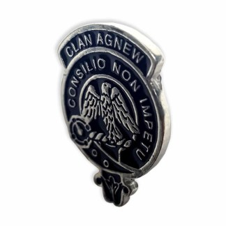 Agnew Mini Badge