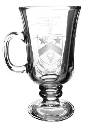 COA-CL-1755 Edwards Coat Of Arms 8 Oz Mug