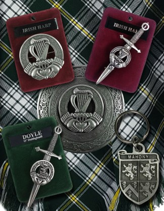 Category Irish Tartans and Stuff