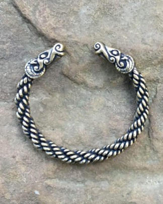 Ram Bracelet Medium Braid
