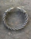 Raven Bracelet Light Braid