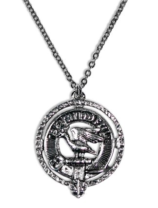 Clan Crest Necklace