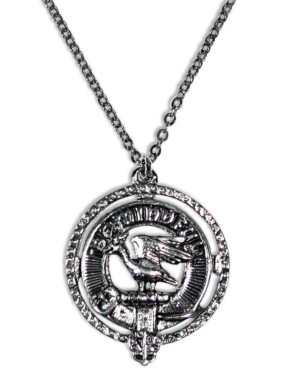 Clan Crest Necklace