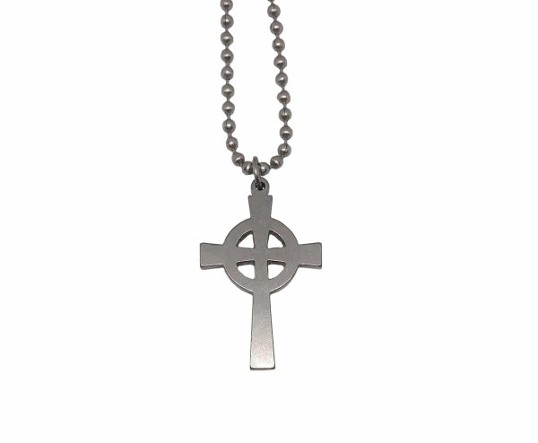 Military Issue Celtic Cross Pendant