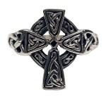 Celtic Cross Ring