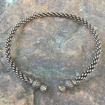 Thistle Torc Medium Braid