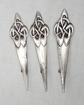 Celtic Knot Kilt Pin-Retired Rentals