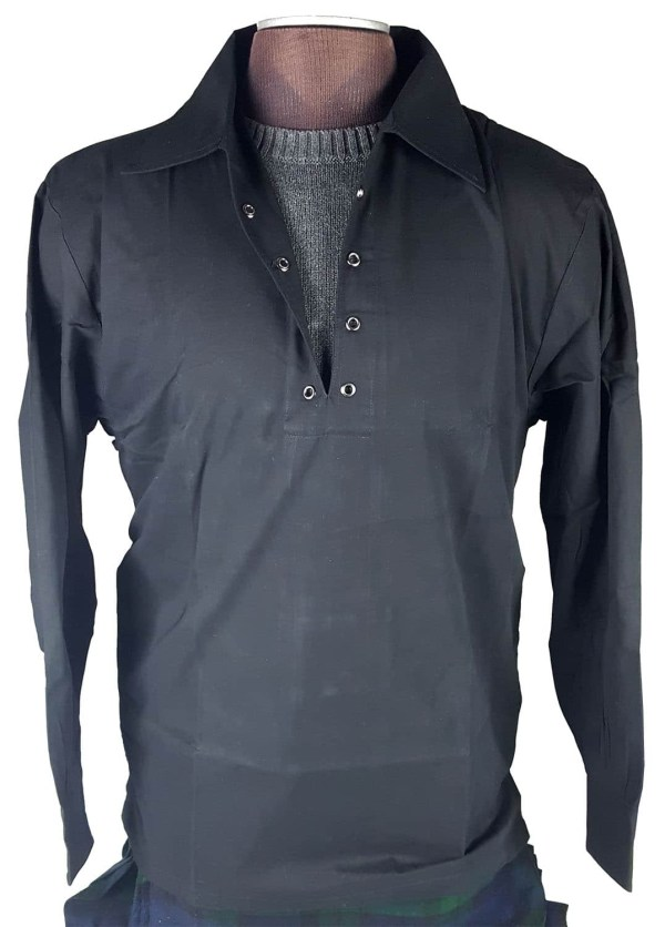 Premium Jacobite Shirt Black